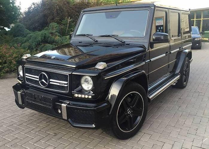 Mercedes–Benz G55 AMG - фото