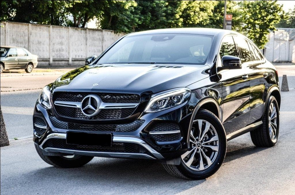 Mercedes-Benz GLE Coupe 350 2018 - фото