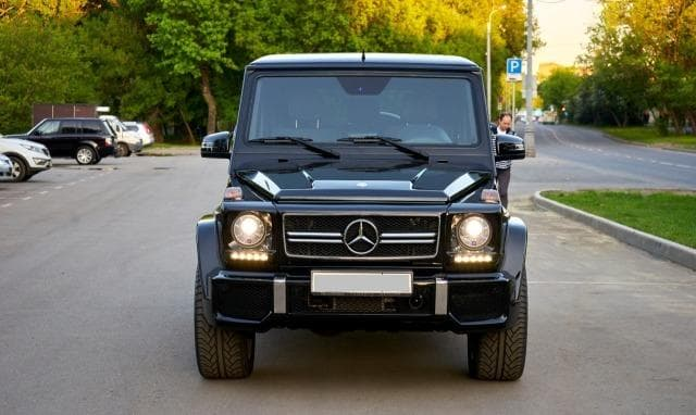 Mercedes –Benz G63 AMG - фото 1
