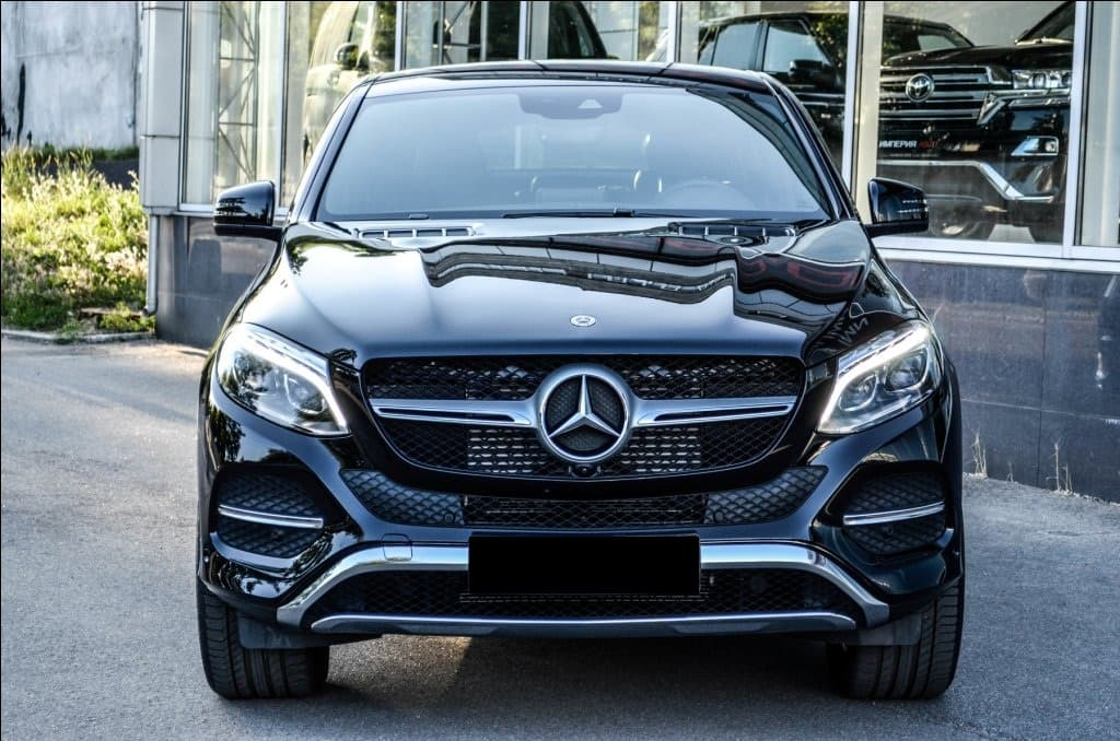 Mercedes-Benz GLE Coupe 350 2018 - фото 2