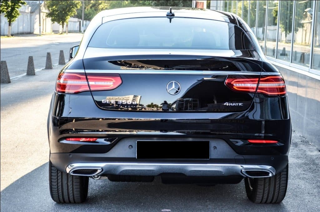 Mercedes-Benz GLE Coupe 350 2018 - фото 4