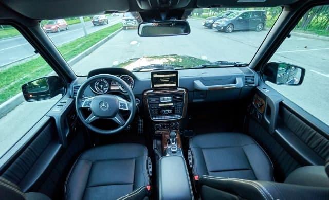 Mercedes –Benz G63 AMG - фото 5