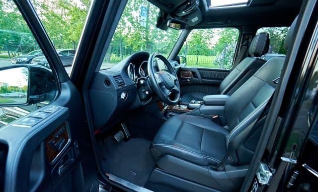 Mercedes –Benz G63 AMG - фото 7