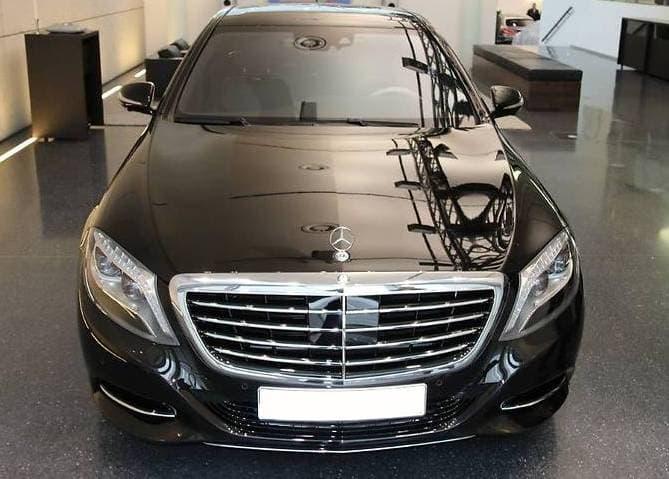 Mercedes-Benz S500 4-matic W222 AMG-stile - фото