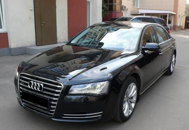 Audi A8 Quattro - фото