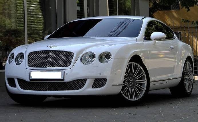 Bentley GT Speed - фото