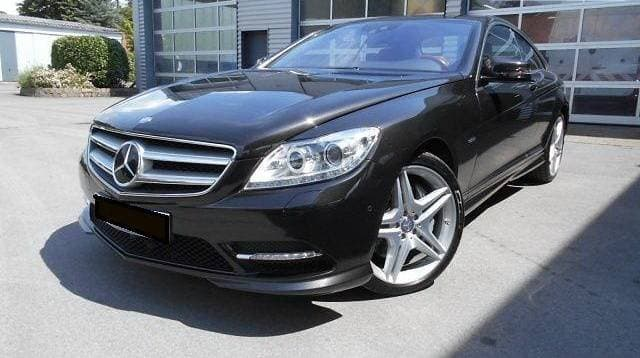 Mercedes-Benz CL550 4-matic AMG-stile - фото