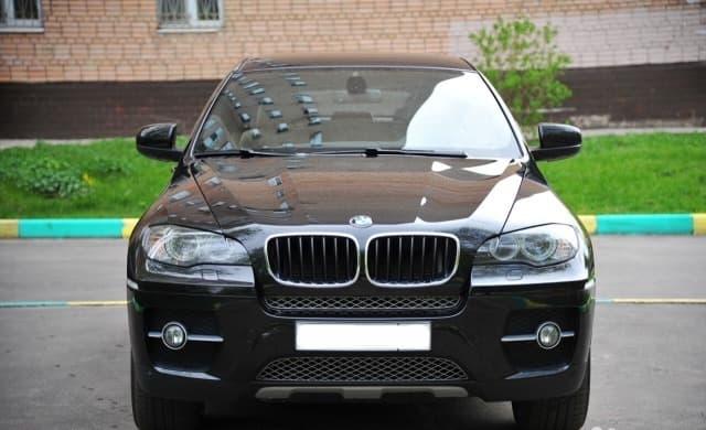 BMW X 6 5.0 xDrive - фото