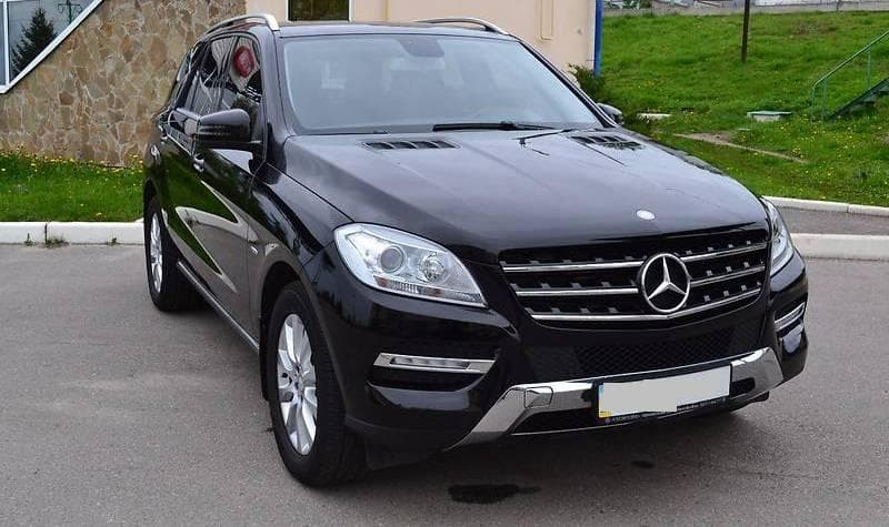 Mercedes-Benz ML 250 CDI - фото