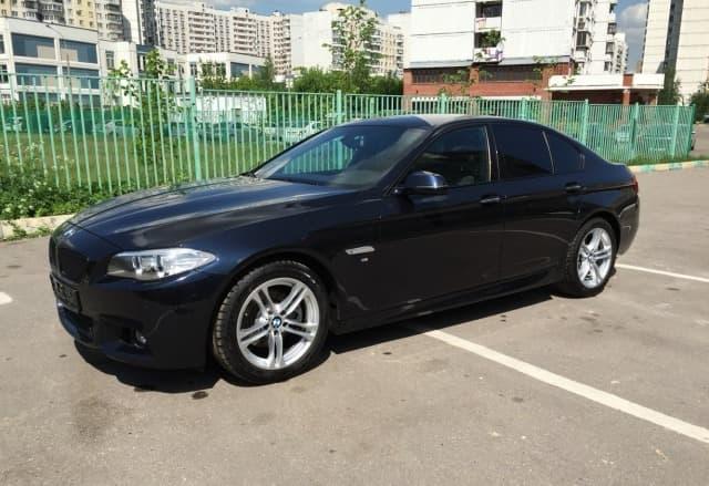 BMW 525M xDrive - фото