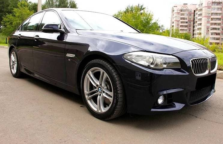 BMW 525 xDrive - фото