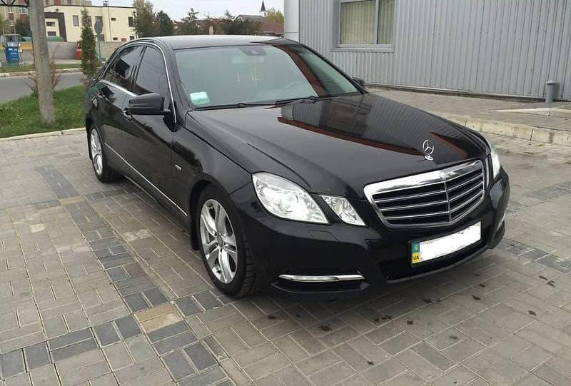 Mercedes-Benz E250 CDI - фото