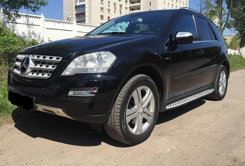 Mercedes-Benz ML 350 - фото