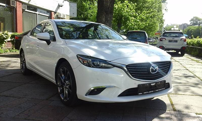 Mazda 6 new - фото