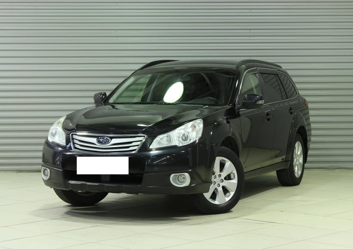 Subaru Outback - фото