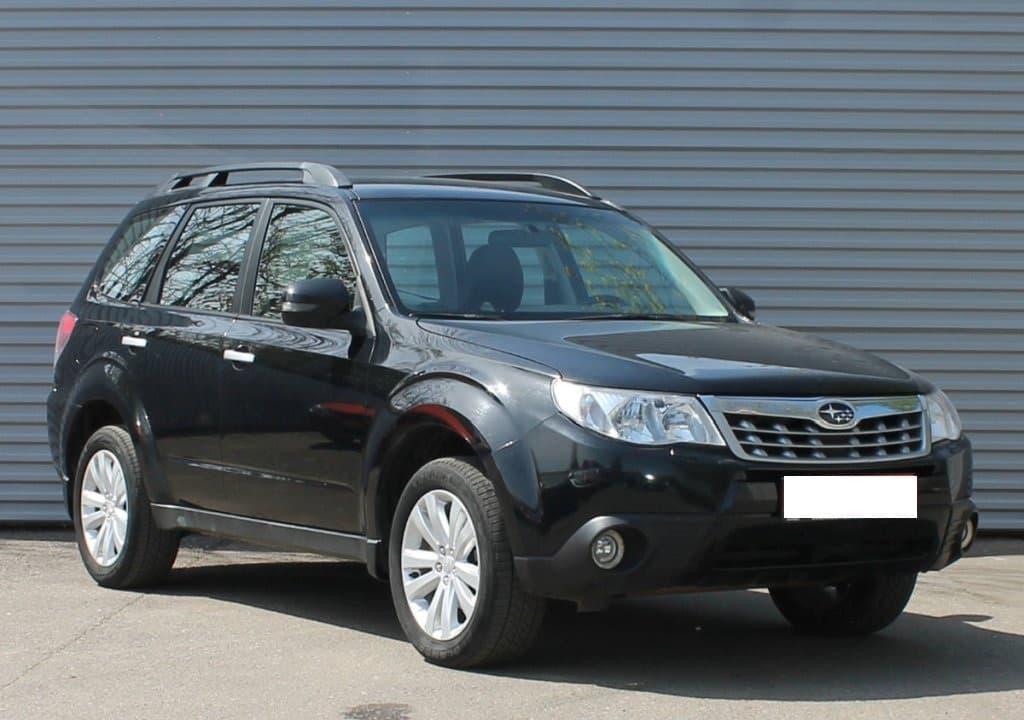Subaru Forester - фото