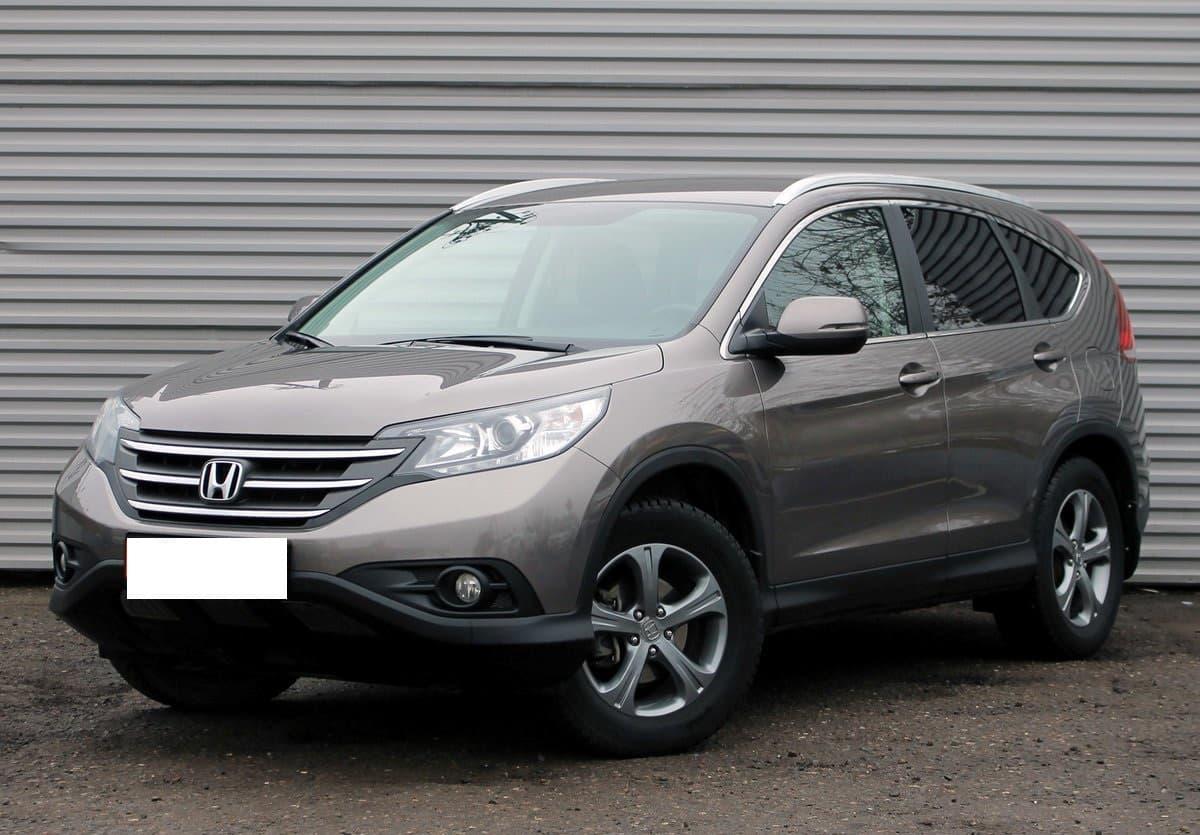 Honda CR — V - фото