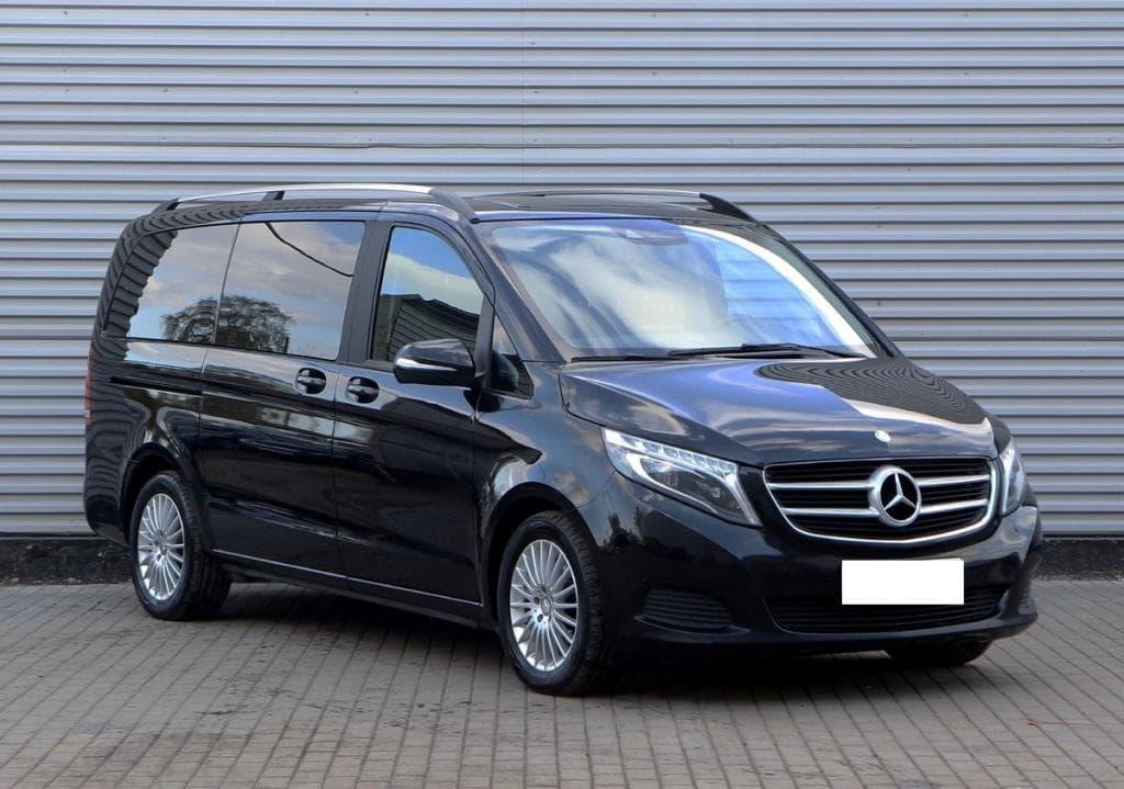 Mercedes-Benz V-klass - фото