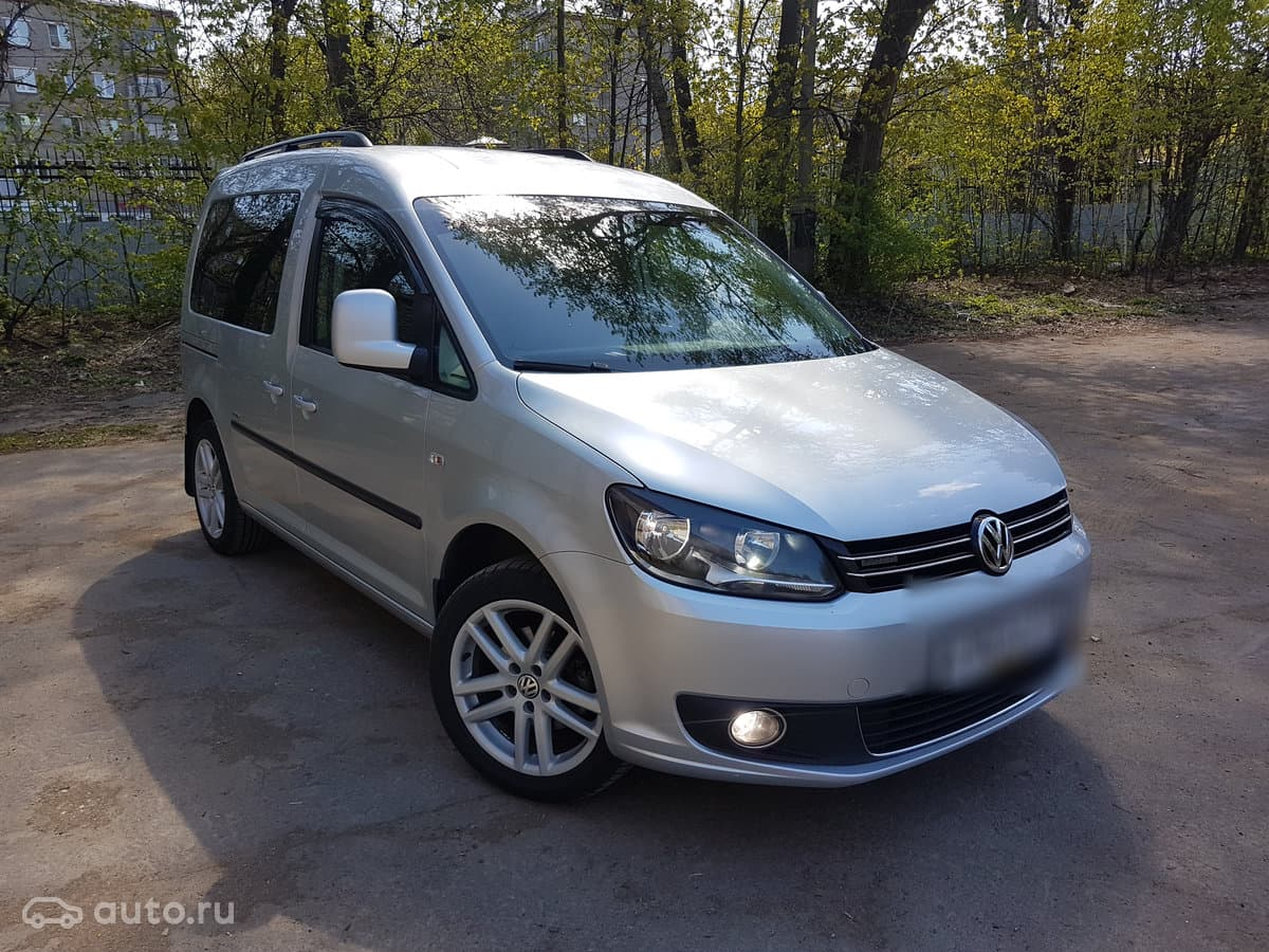 Volkswagen Caddy - фото