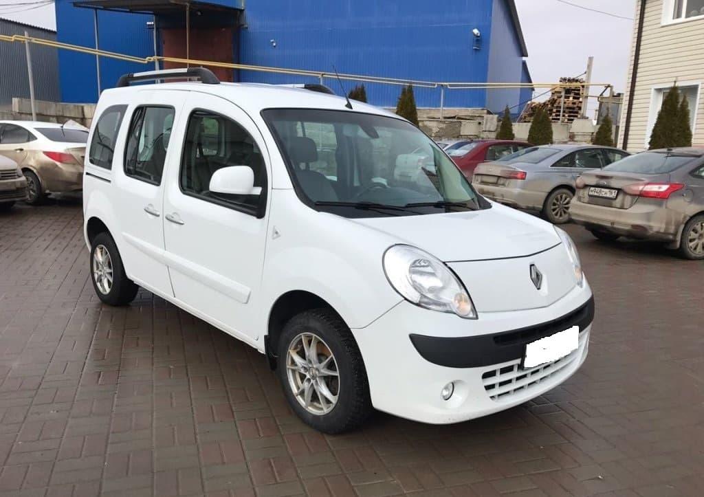 Renault Kangoo - фото