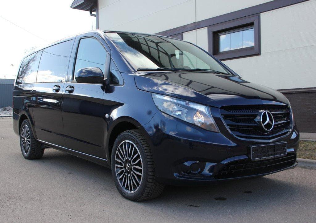 Mercedes-Benz Vito - фото