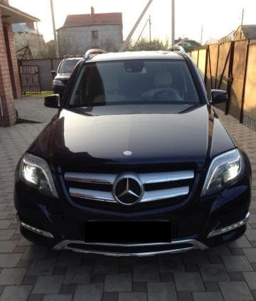 Mercedes-Benz GLK 250 CDI 4-matic - фото