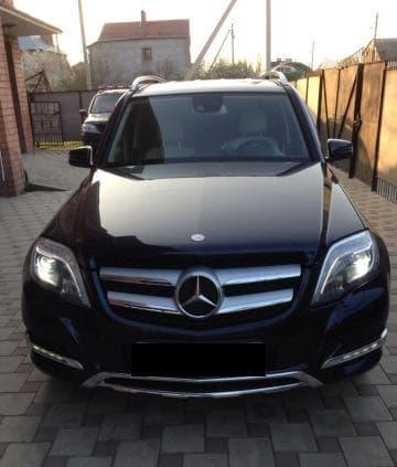 Mercedes-Benz GLK 250 CDI 4-matic - фото