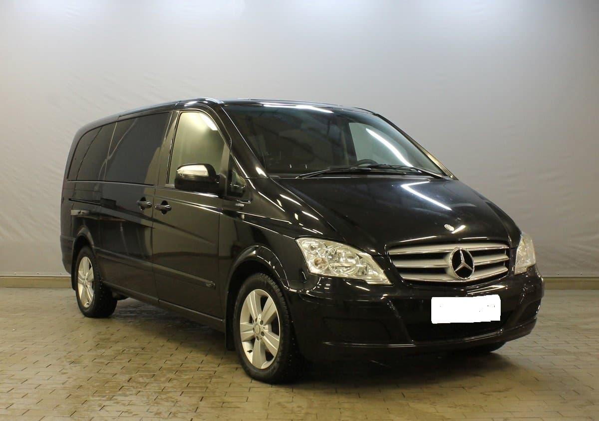 Mercedes-Benz Viano Long - фото