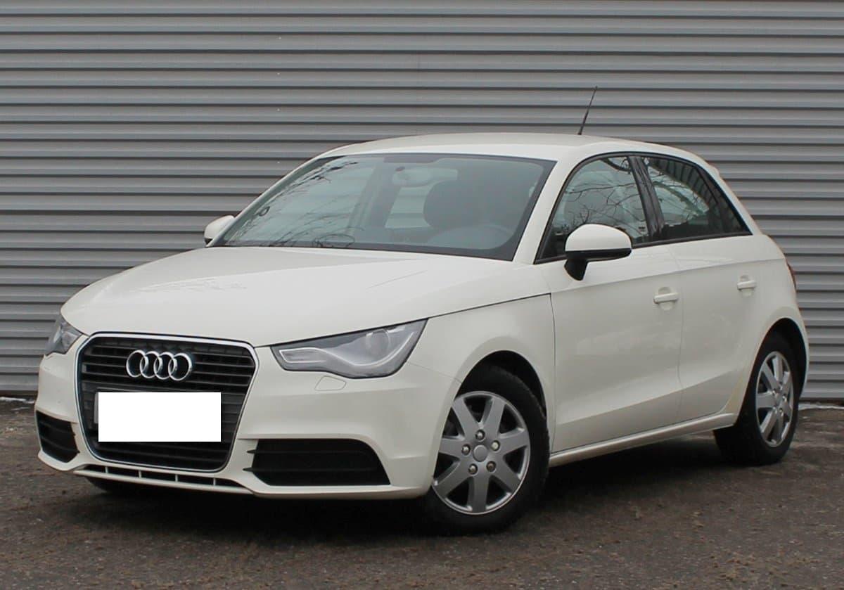 Audi А1 - фото