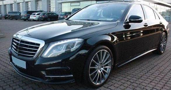 Mercedes-Benz S500 W222 AMG-stile - фото