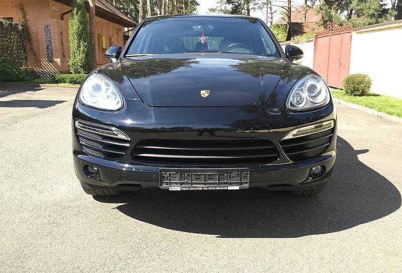 Porsche Cayenne GTS - фото