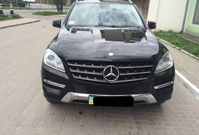 Mercedes-Benz ML 250 CDI - фото