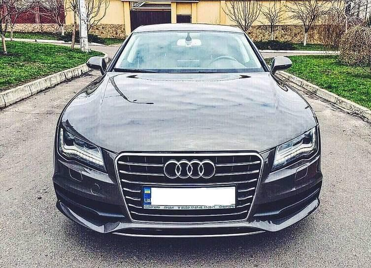 Audi A7 Quattro - фото