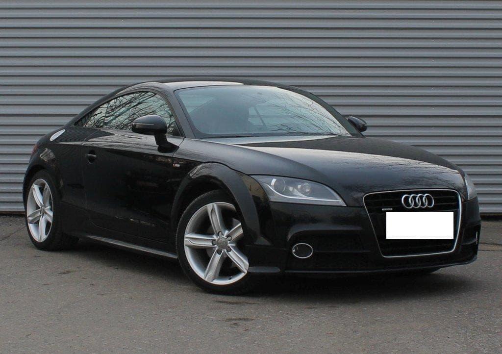 Audi TT - фото
