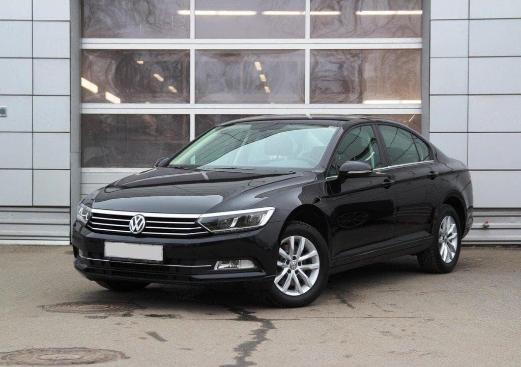 Volkswagen Passat B8 - фото