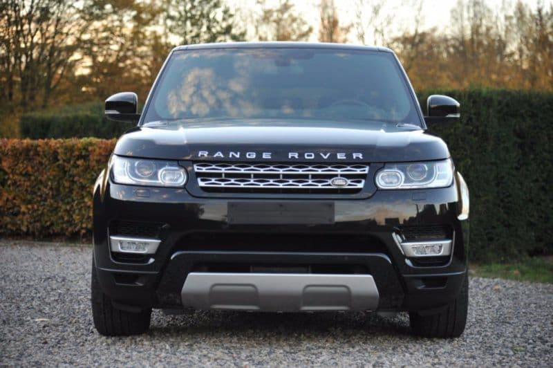 Range Rover Sport - фото