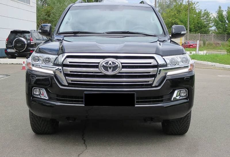 Toyota Land Cruiser 200 2018 - фото 1