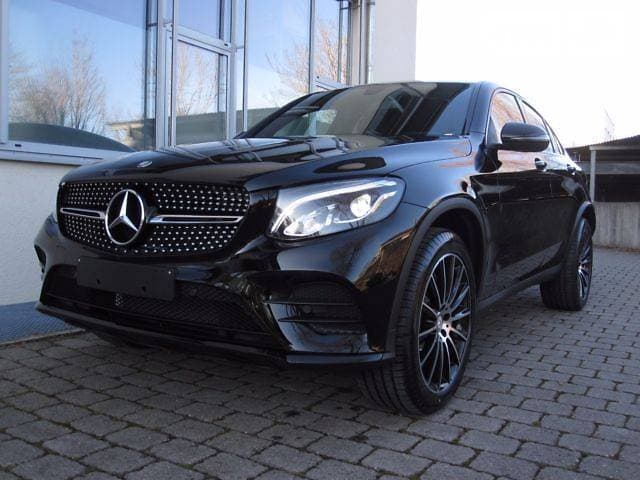 Mercedes-Benz GLC - фото 1