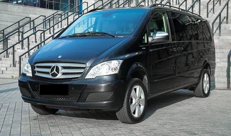 Mercedes-Benz Viano (7st) - фото