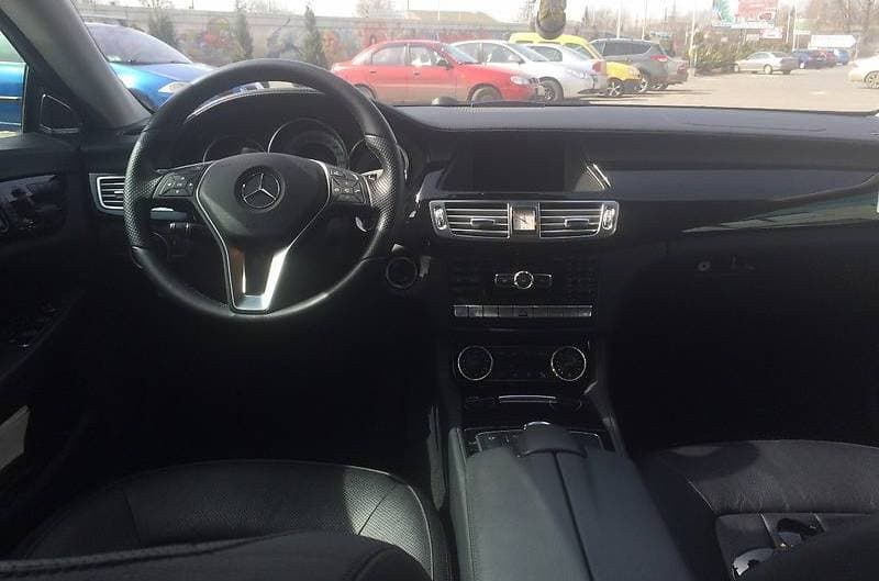 Mercedes-Benz CLS 350 AMG – stile - фото 2