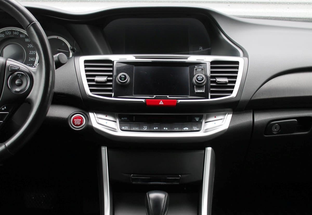 Honda Acord - фото 8