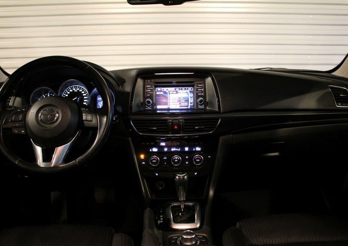 Mazda 6 - фото 9