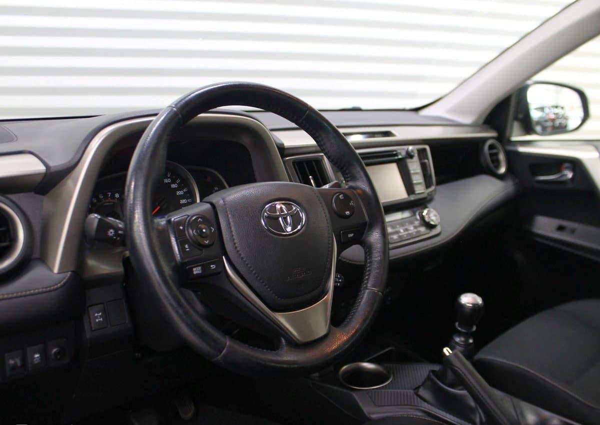 Toyota RAV – 4 - фото 8