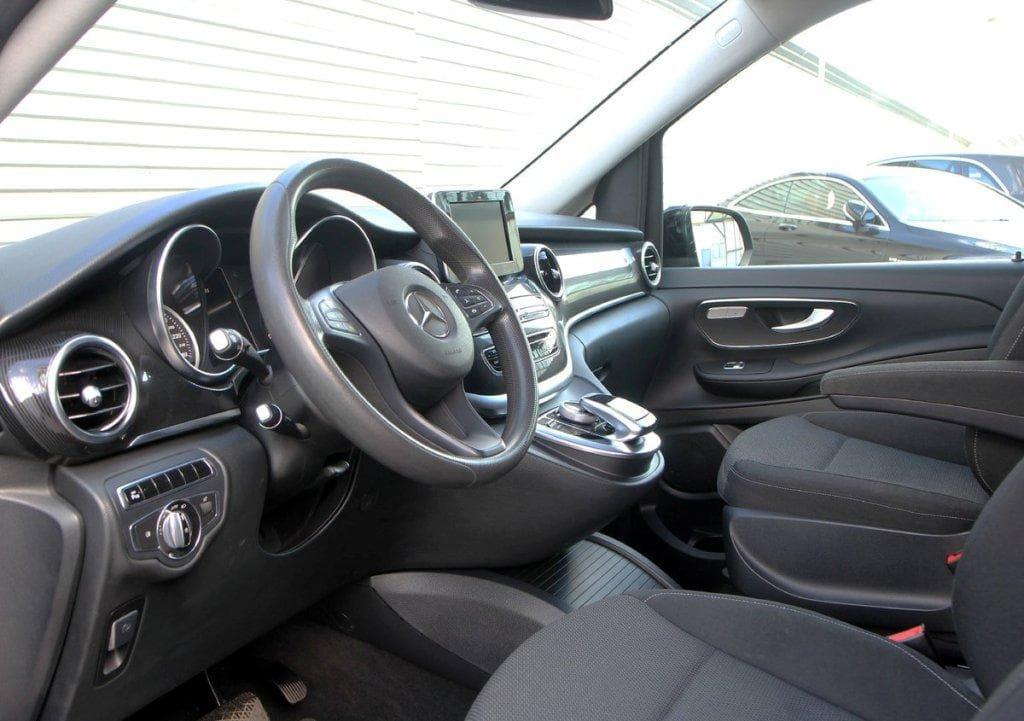Mercedes-Benz V-klass - фото 8