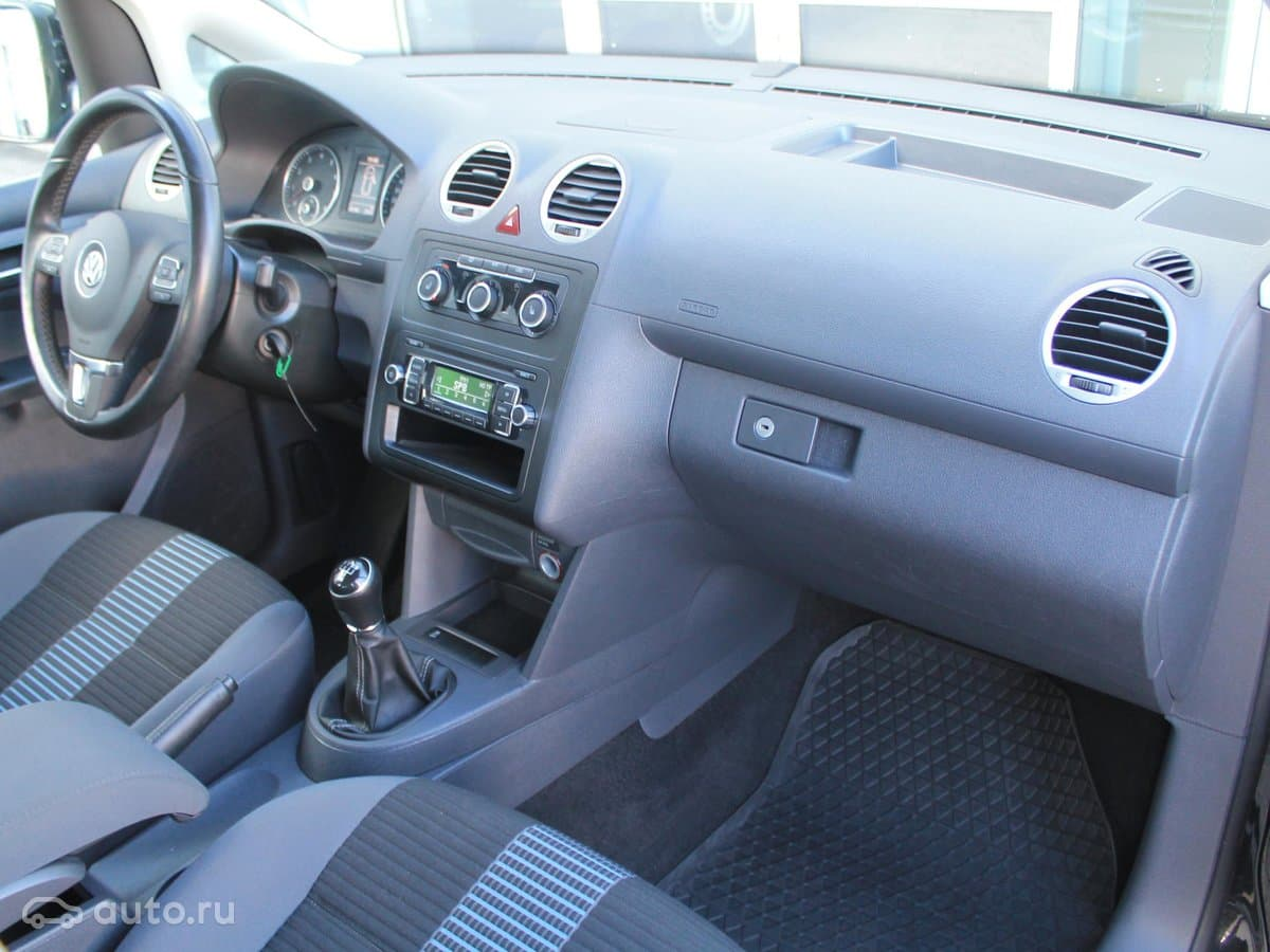 Volkswagen Caddy - фото 9