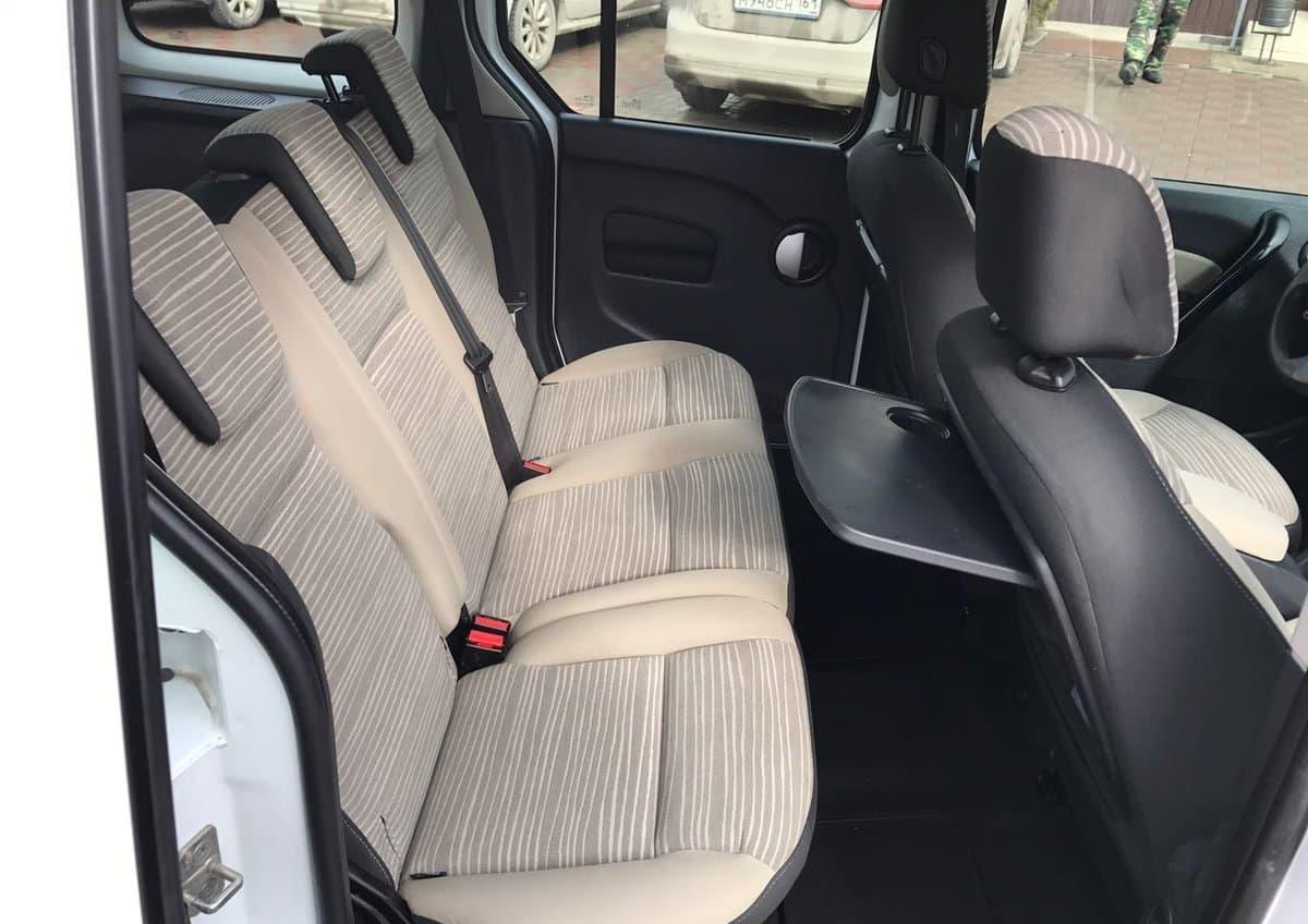 Renault Kangoo - фото 8