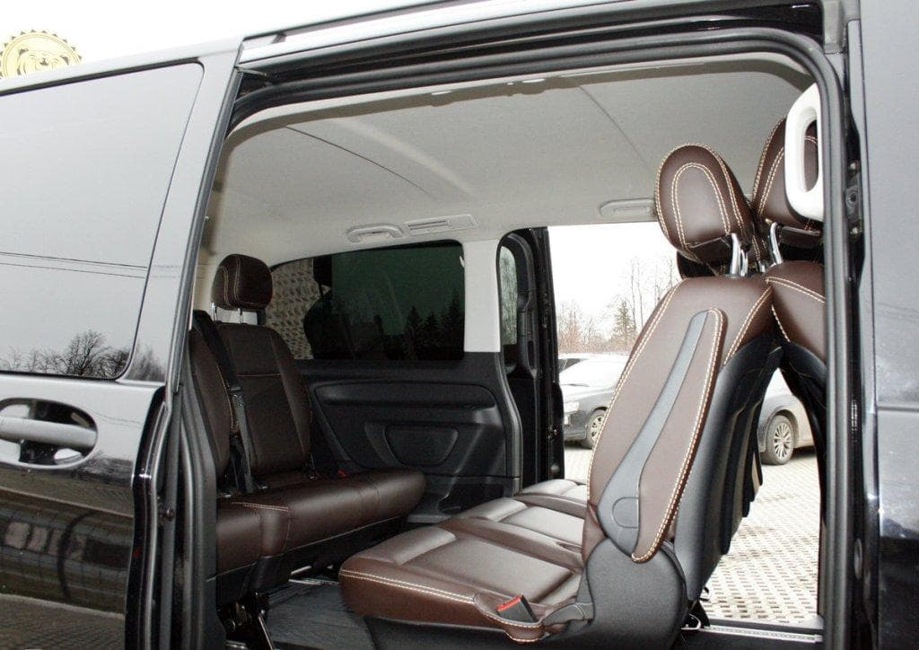 Mercedes-Benz Vito - фото 8