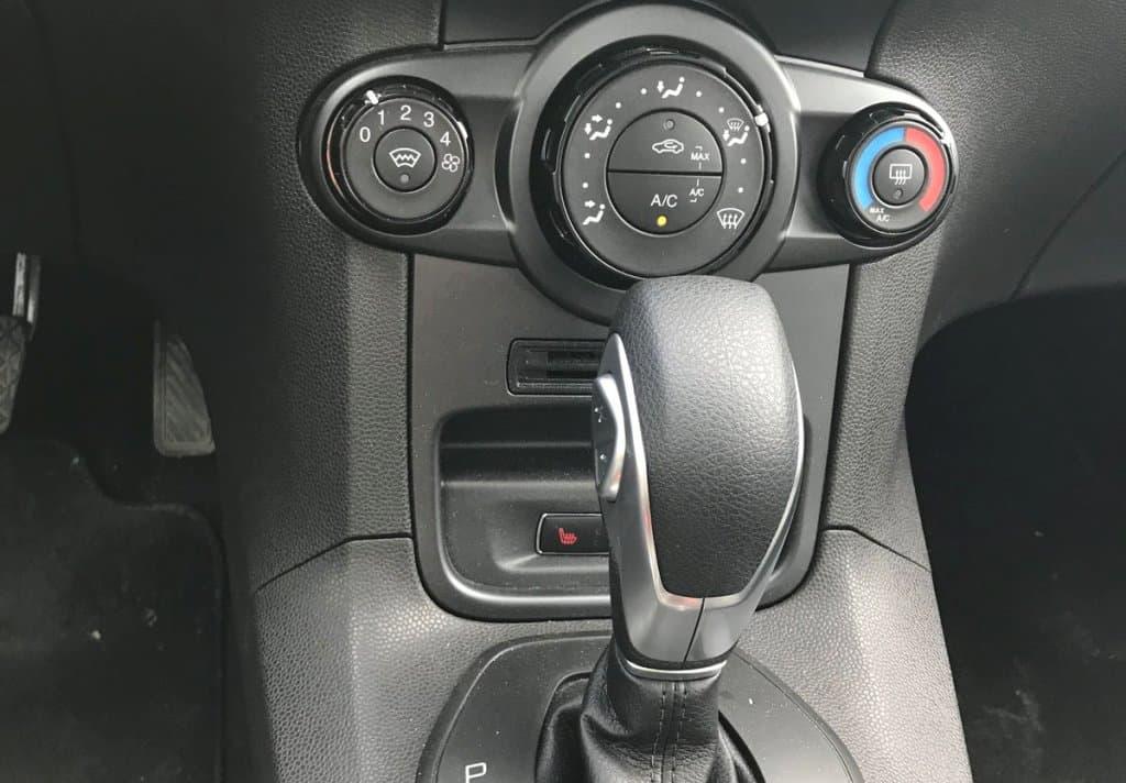 Ford Fiesta Sedan - фото 8