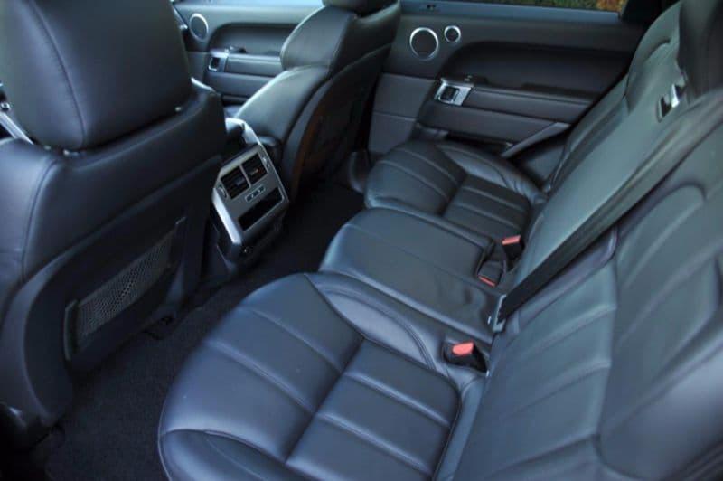 Range Rover Sport - фото 10