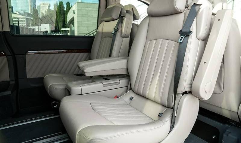 Mercedes-Benz Viano (7st) - фото 7
